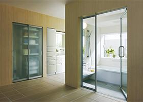 浴室ドア・引戸・折戸