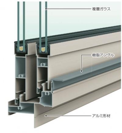 フレミングJ複層ガラス